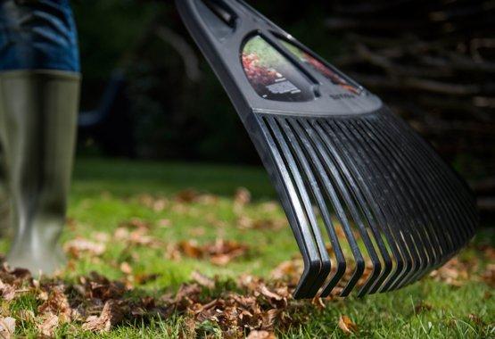 Aby bola záhrada čistá