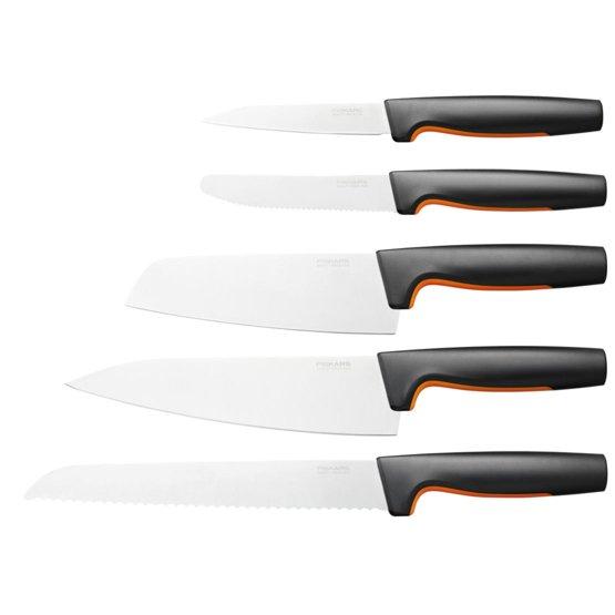 Veľká štartovacia súprava s 5 nožmi Functional Form