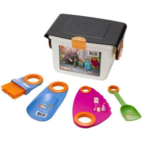 My First Fiskars Box Set s drobným detským náradím