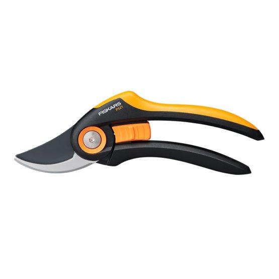 Dvojčepeľové záhradné nožnice Plus (P521)