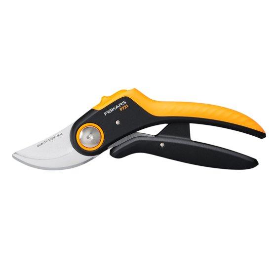 Dvojčepeľové záhradné nožnice PowerLever Plus (P721)