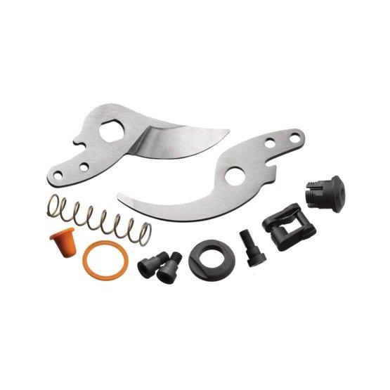 Čepele, zámok a súprava skrutiek pre nožnice PB8 (M & L)