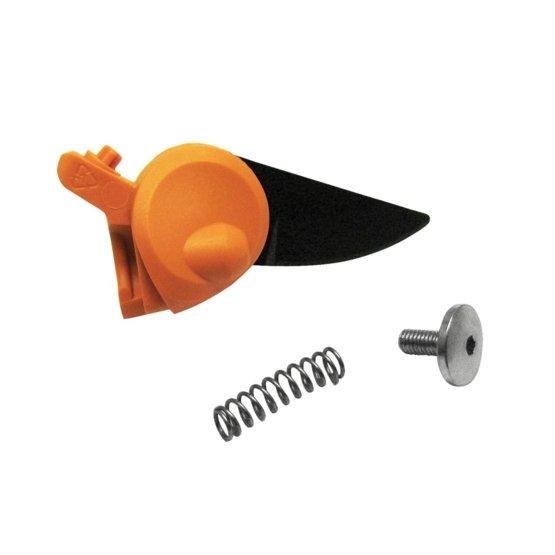 Čepeľ, skrutka, pružina pre nožnice PX92