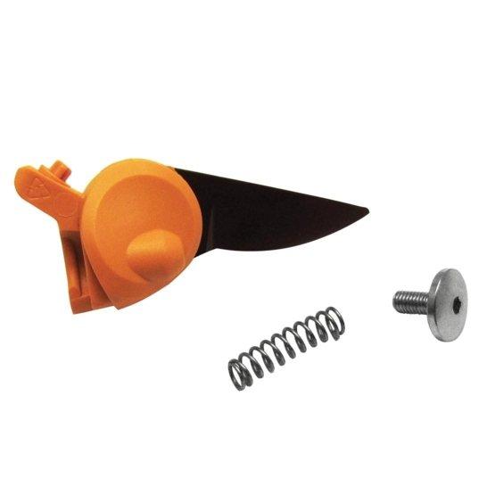 Čepeľ, skrutka, pružina pre nožnice PX93