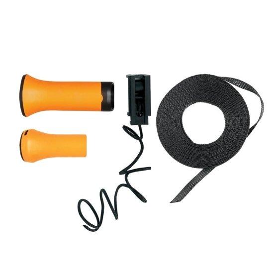 Súprava držadiel a šnúrok pre nožnice UPX86