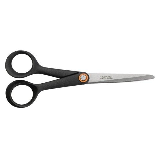 Univerzálne nožnice Functional Form™, 17 cm, čierne
