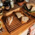 Bambusový lopárik na krájanie chleba Functional Form