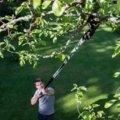 Nožnice záhradné univerzálne teleskopické UP86