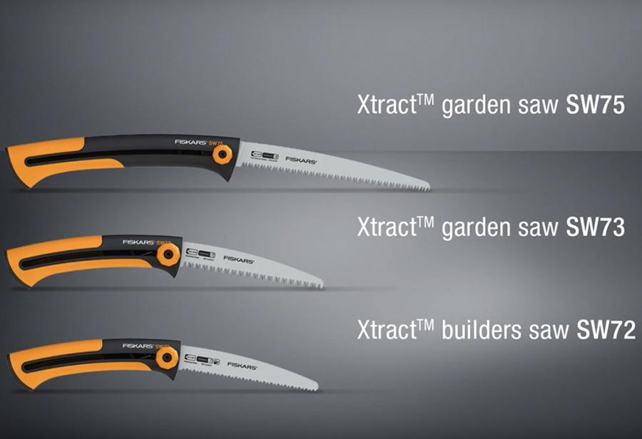 Pílka záhradná Xtract™ (S) SW73